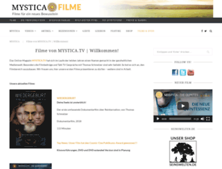 filme.mystica.tv screenshot