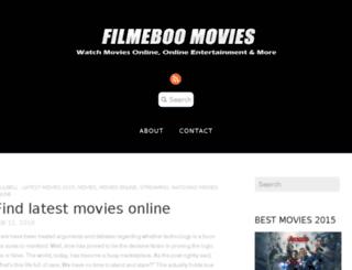 filmeboo.com screenshot