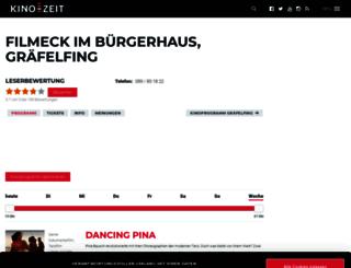 filmeck-im-burgerhaus-kino-grafelfing.kino-zeit.de screenshot
