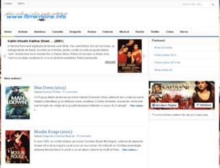 filmeindiene.info screenshot
