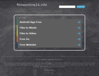 filmeonline24.info screenshot