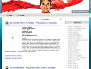 filmes-online.biz screenshot