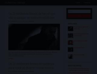 filmesdecinema.com.br screenshot