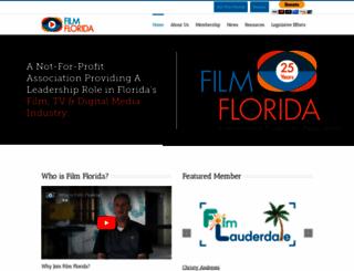 filmflorida.org screenshot