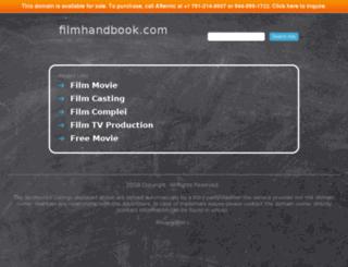 filmhandbook.com screenshot