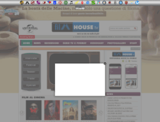 filmhousetv.it screenshot