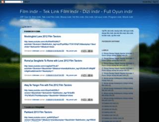 filmindir33.blogspot.com screenshot