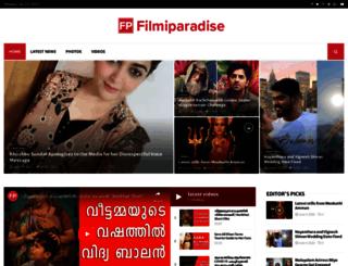 filmiparadise.com screenshot