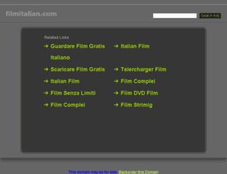 filmitalian.com screenshot