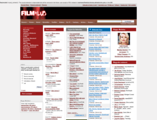 filmklub.kinema.sk screenshot