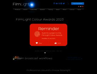 filmlight.ltd.uk screenshot