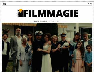 filmmagie.be screenshot