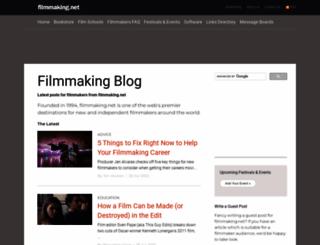filmmaking.net screenshot