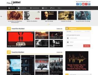 filmmuzikleri.net screenshot