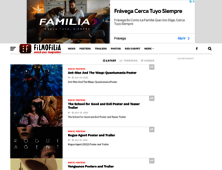 filmofilia.com screenshot