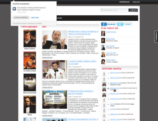 filmoteca.ro screenshot