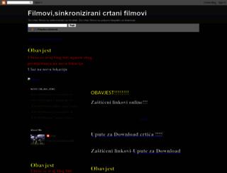 filmovi-crtani-sinkro-filmovi.blogspot.com screenshot