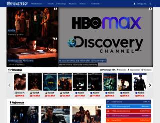 filmozercy.com screenshot