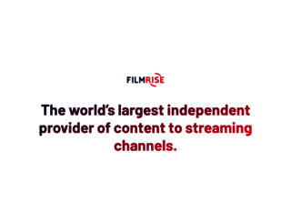filmrise.com screenshot