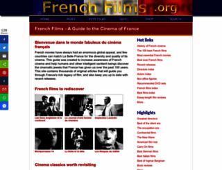 filmsdefrance.com screenshot