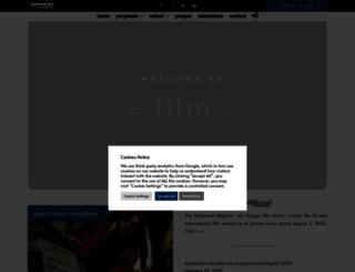filmstudies.cz screenshot