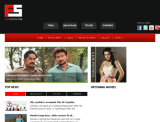 filmysouth.com screenshot