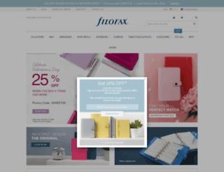 filofaxusa.com screenshot