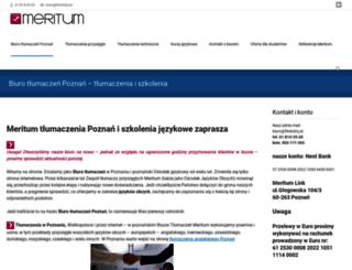 filolodzy.pl screenshot
