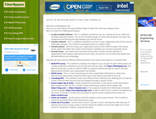 filterbypass.com screenshot