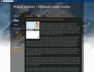 filteredwatercooler.blogspot.com screenshot