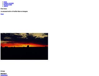 filterfakers.com screenshot