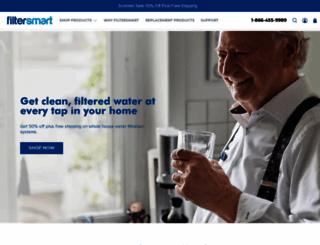 filtersmart.com screenshot
