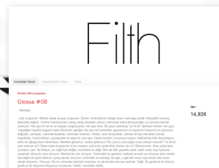 filth01.blogspot.com screenshot