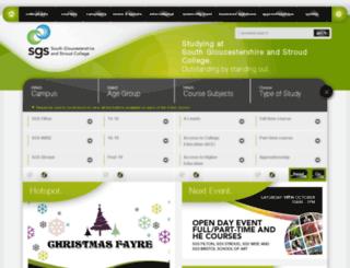 filton.ac.uk screenshot