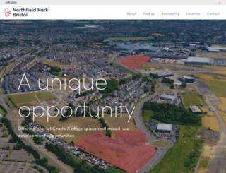 filtonbusinesspark.com screenshot