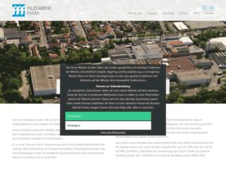 filz.com screenshot