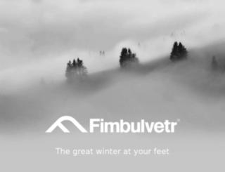 fimbulvetr.no screenshot