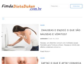 fimdadietadukan.com.br screenshot