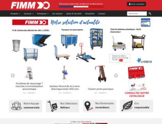 fimm.fr screenshot