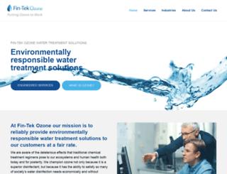 fin-tek.com screenshot