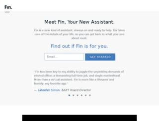fin.ventures screenshot