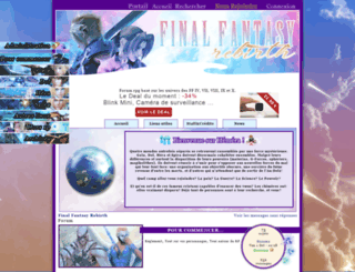 finalfantasy-rebirth.forumactif.org screenshot