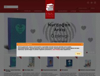 finalkultursanat.com screenshot