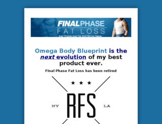 finalphasefatloss.com screenshot