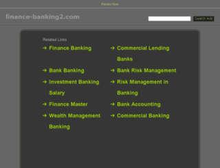 finance-banking2.com screenshot