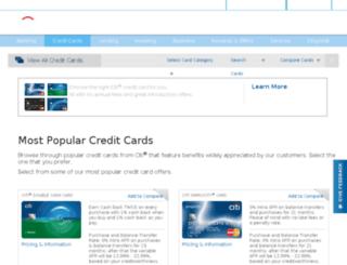 finance.com screenshot