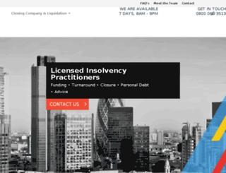 finance7.co.uk screenshot