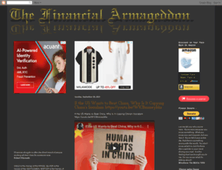 financearmageddon.blogspot.ca screenshot