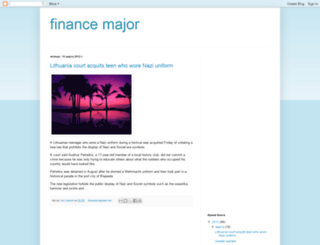financemajo-r.blogspot.com screenshot