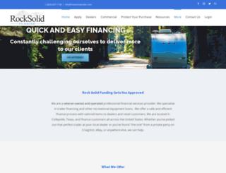 financemytrailer.com screenshot